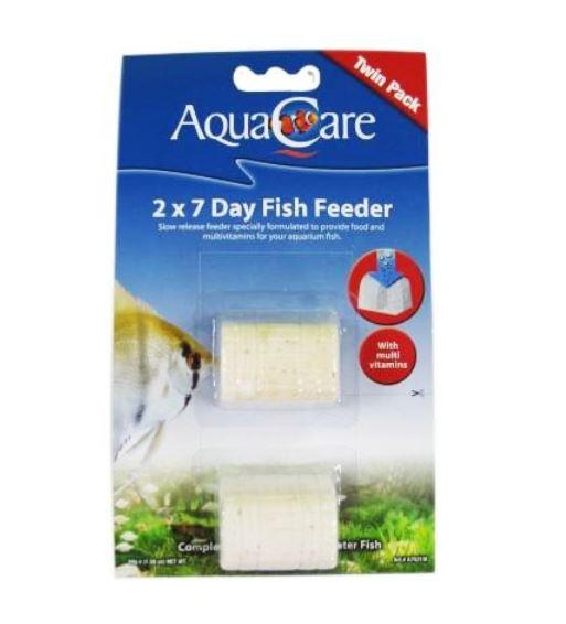 aquacare feeder block