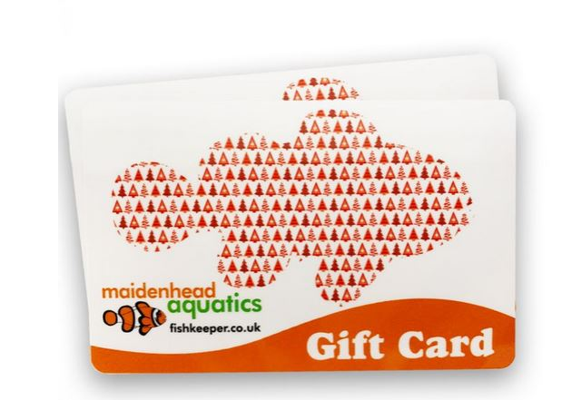 Maidenhead Aquatics Christmas Gift card