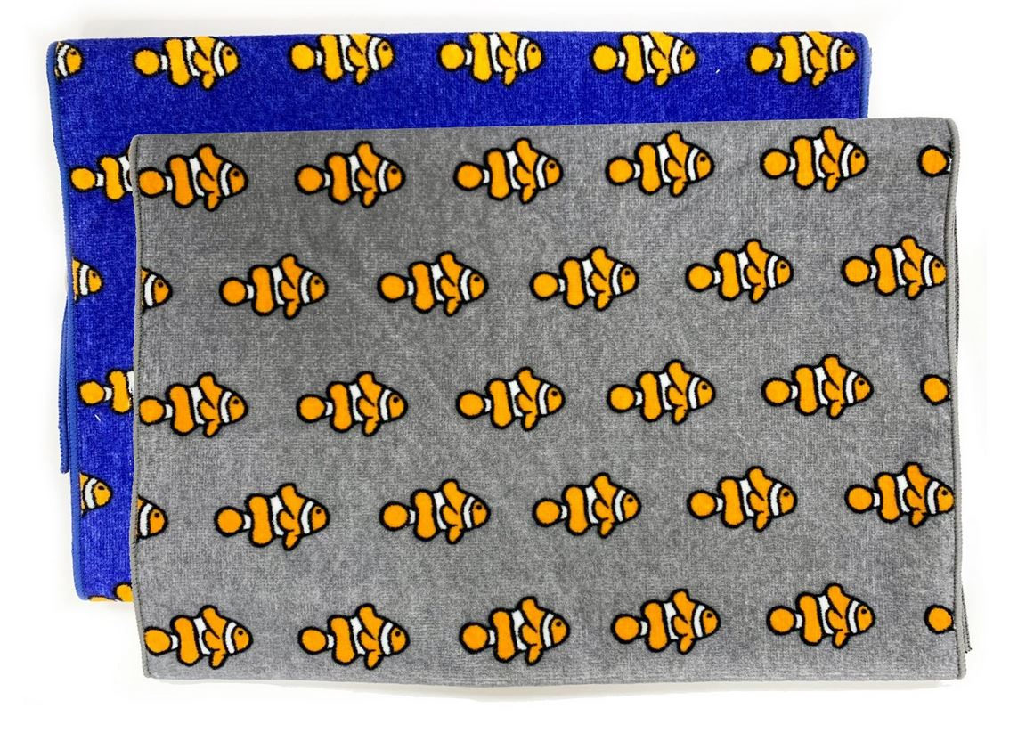 Clownfish Aquarium Towels