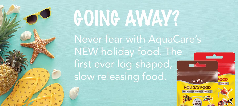 holiday aquarium food vacation fish food