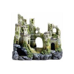 Ancient Castle, ruins. Aquarium Ornaments.
