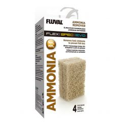 Fluval Ammonia Removal box. Sponge included