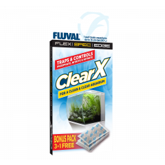 Fluval Clear X Pads, in box