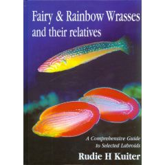 TMC Hardback Book Fairy and Rainbow Wrasses