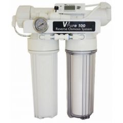TMC V² PURE Advanced RO Reverse Osmosis System - In-Line TDS Monitor Included