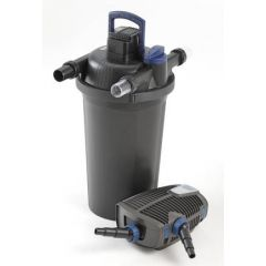 filtoclear sets including pump and filter for clear water