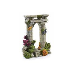 Twin Column roman, aquarium ornament.
