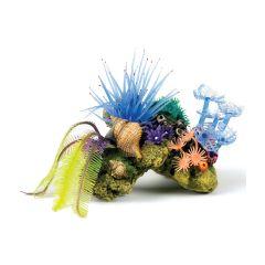 Coral cave, aquarium ornament.