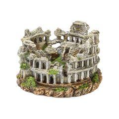 Colosseum aquarium ornament