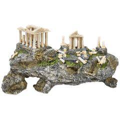 ruins, aquarium ornaments.