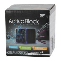 Ocean Free Activa Block- Super-Charged Activated Carbon Block