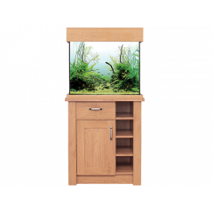 AquaOne OakStyle 110L Aquarium and Cabinet