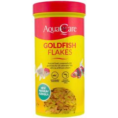 AquaCare Goldfish Flake Sample