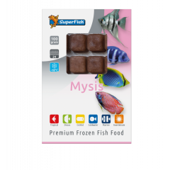 SuperFish Frozen Mysis (100g)