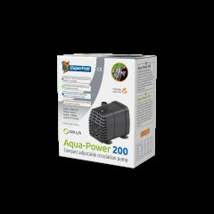 SuperFish Aqua-Power 200 Pump (Qubiq 30 Aquarium Pump)