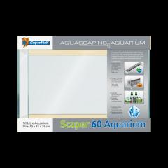 Superfish Scaper 60 Litre Aquarium Set