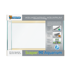 Superfish Scaper 90 Litre Aquarium Set