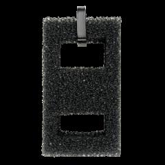 Replacement filter foam block for Evo and Spec aquarium.