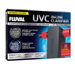 Fluval External Filter UV Clarifier