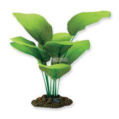 silk aquarium plant