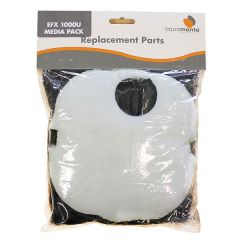 filter media, efx media, spare part, replacement