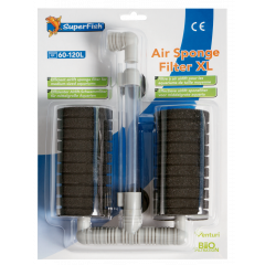 Superfish Air Sponge Filter XL