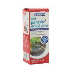 Interpet 100ml. Anti-Parasite treatment.