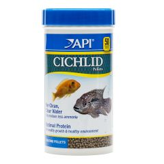 api cichlid pellets 380g