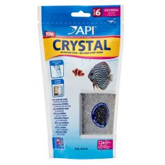 A packet of API Crystal for Crystal water.