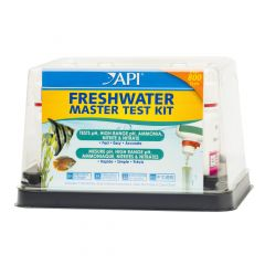 Freshwater master liquid test kit, for 800 water tests.