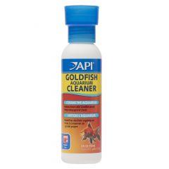 bottle of API Goldfish cleaner