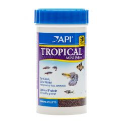 api tropical mini pellets sinking