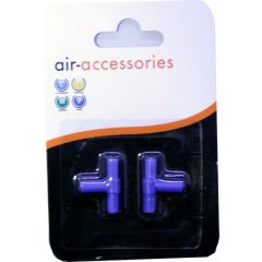 Airline t-piece (2 pack)