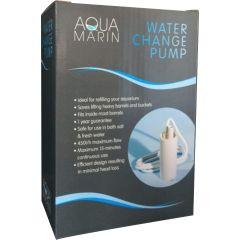 Aqua Marin aquarium water change pump in box