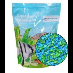 Aqua Range 'Aqua-Substrate' Gravel - Aqua Blend 10kg