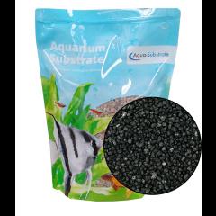 Aqua Range 'Aqua-Substrate' Gravel - Jet Black 2kg