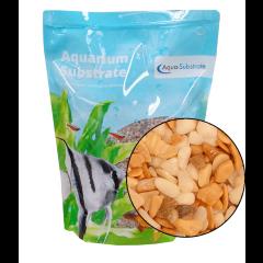 Aqua Range 'Aqua-Substrate' Gravel - Natural Honey Blend 2kg