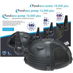 Aqua Range Pond-eco Pump