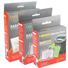 AquaTropic Internal Cartridge Filter 1 Month Service Kit