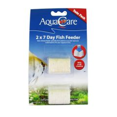 holiday food for aquarium fish