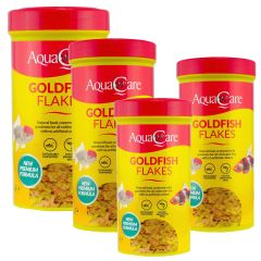 AquaCare Goldfish Flakes