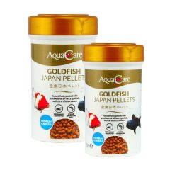 AquaCare Goldfish Gold Japan Pellets