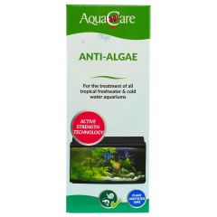 algae treatment for aquariums with green water