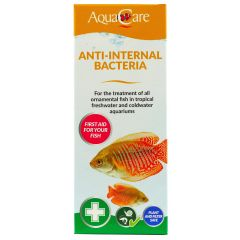 AquaCare Anti-Internal Bacteria 100ml box front