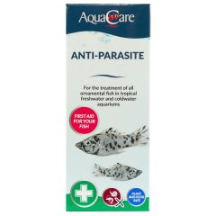 parasite treatment for fish
