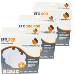 filter media, aquarium filter, spares, efx