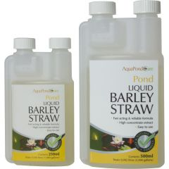aqua care, pond care, pond treatment, liquid barley straw