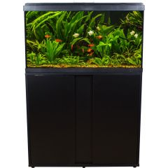 AquaTropic 110 Tropical Aquarium and Cabinet Set