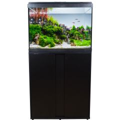 AquaTropic 65 Tropical Aquarium and Cabinet Set