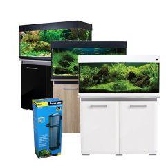 Aqua One AquaVogue 170L Aquarium and Cabinet with Internal Filter and Heater